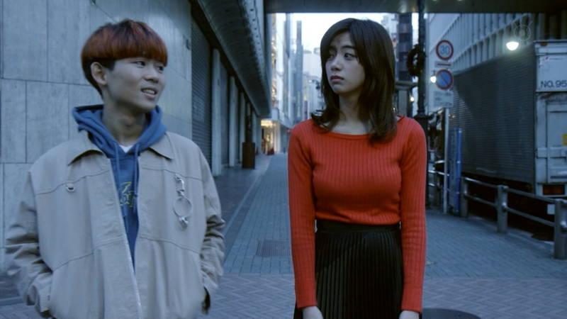 【池田エライザキャプ画像】池田エライザのドラマがセーター巨乳が全面的にフィーチャーされているwww 17