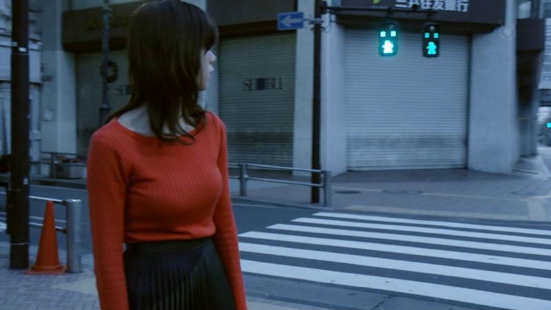 【池田エライザキャプ画像】池田エライザのドラマがセーター巨乳が全面的にフィーチャーされているwww 18