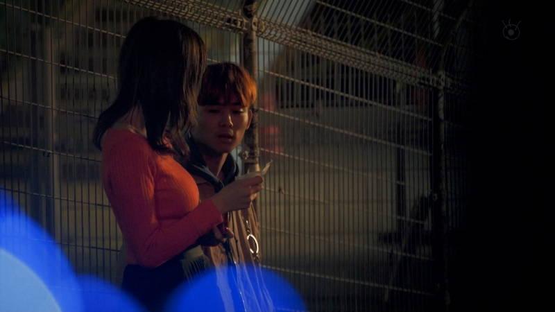 【池田エライザキャプ画像】池田エライザのドラマがセーター巨乳が全面的にフィーチャーされているwww 23