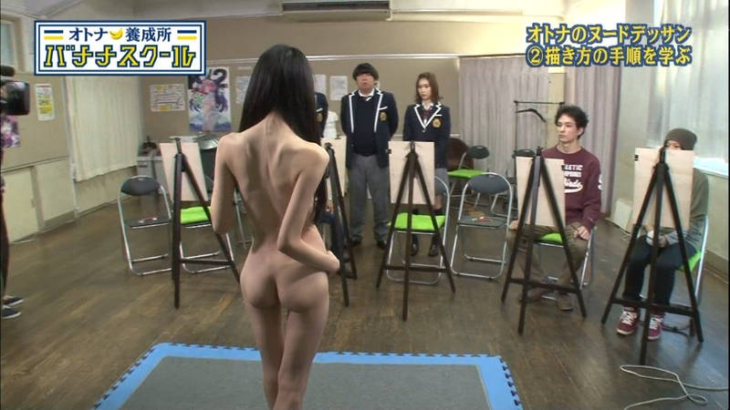 【よろずキャプ画像】ローラの着衣入浴での透けやヌードモデルのスレンダー美尻などwww 12