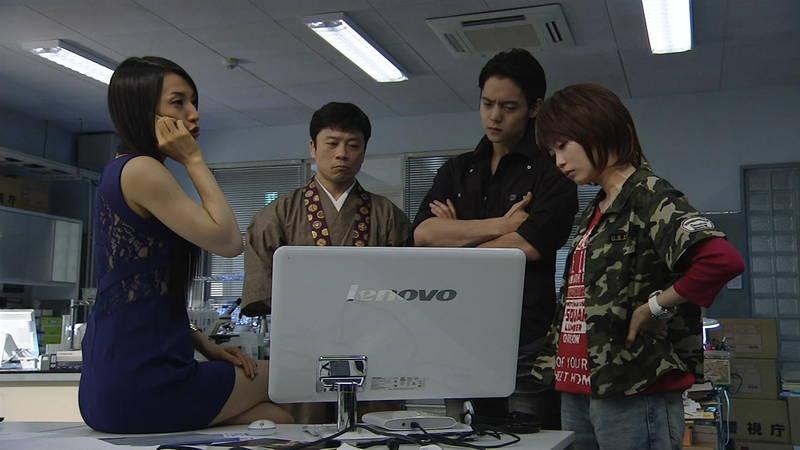 【芦名星キャプ画像】ギリギリの衣装で常にパンチラチャンスなドラマwww 16