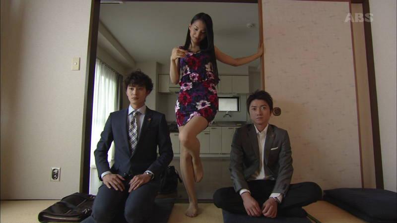 【芦名星キャプ画像】ギリギリの衣装で常にパンチラチャンスなドラマwww 21