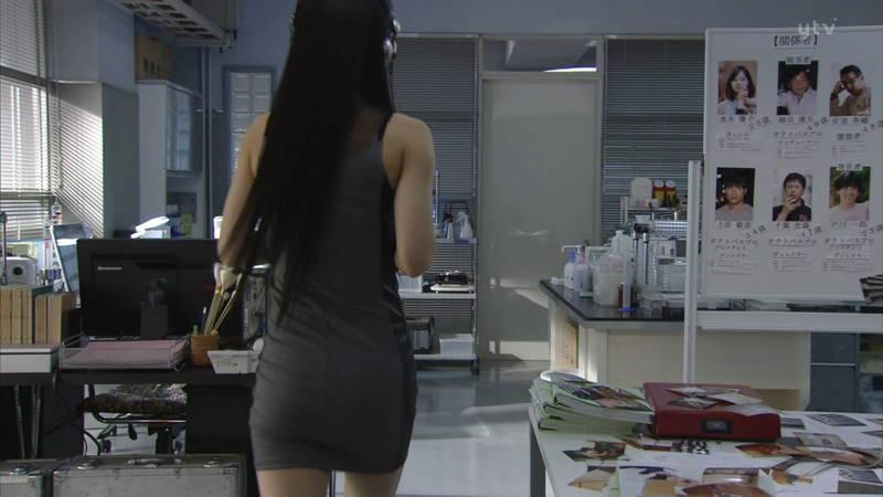 【芦名星キャプ画像】ギリギリの衣装で常にパンチラチャンスなドラマwww 24