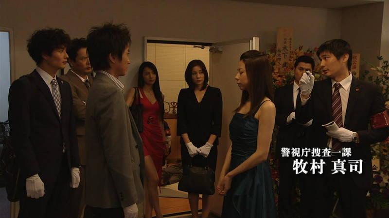 【芦名星キャプ画像】ギリギリの衣装で常にパンチラチャンスなドラマwww 28
