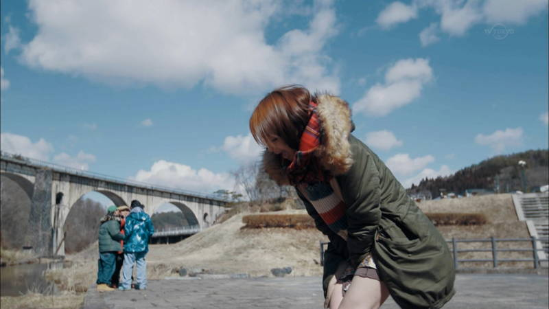 【山本舞香キャプ画像】風パンチラから入浴シーンまで山本舞香の色々なエロが楽しめる神ドラマwww