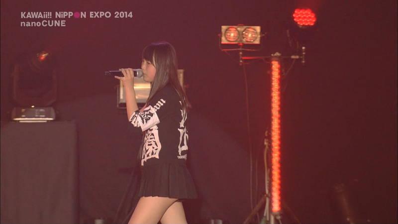 【ライブキャプ画像】Kawaii Nippon Expoがパンチラ祭りだったと聞いてwww 03