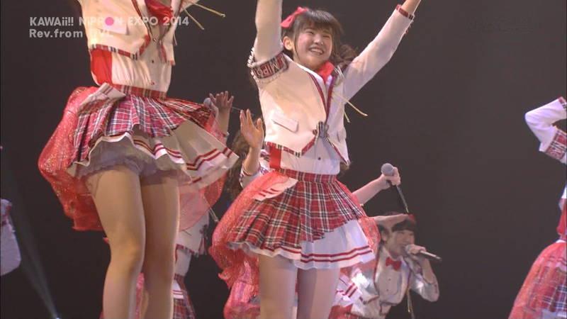 【ライブキャプ画像】Kawaii Nippon Expoがパンチラ祭りだったと聞いてwww 07