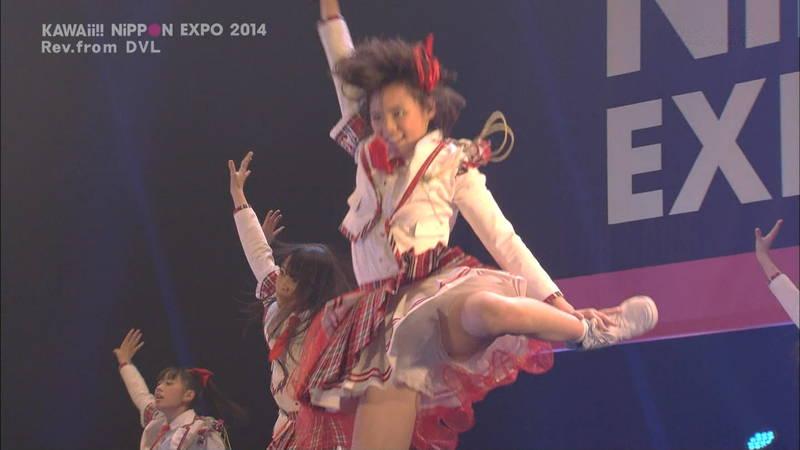 【ライブキャプ画像】Kawaii Nippon Expoがパンチラ祭りだったと聞いてwww 08