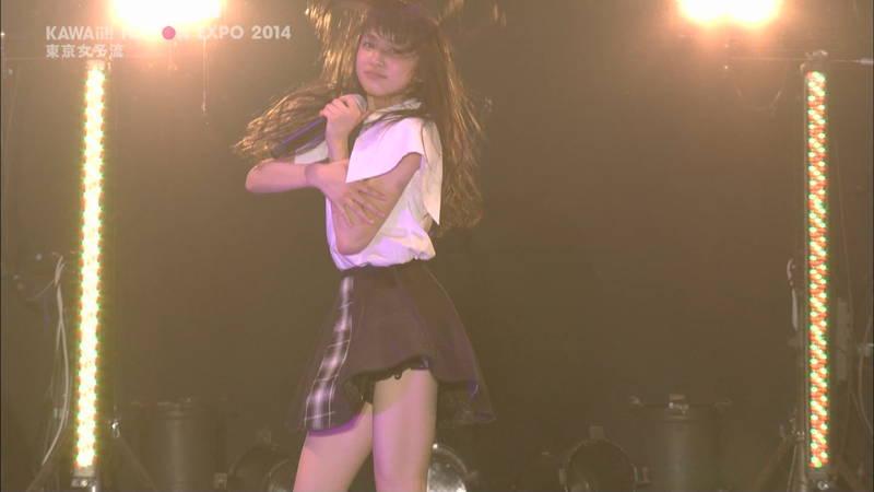 【ライブキャプ画像】Kawaii Nippon Expoがパンチラ祭りだったと聞いてwww 20