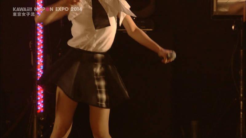 【ライブキャプ画像】Kawaii Nippon Expoがパンチラ祭りだったと聞いてwww 22