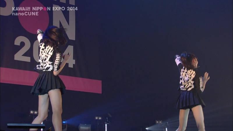 【ライブキャプ画像】Kawaii Nippon Expoがパンチラ祭りだったと聞いてwww 23