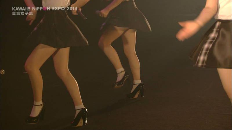 【ライブキャプ画像】Kawaii Nippon Expoがパンチラ祭りだったと聞いてwww 24
