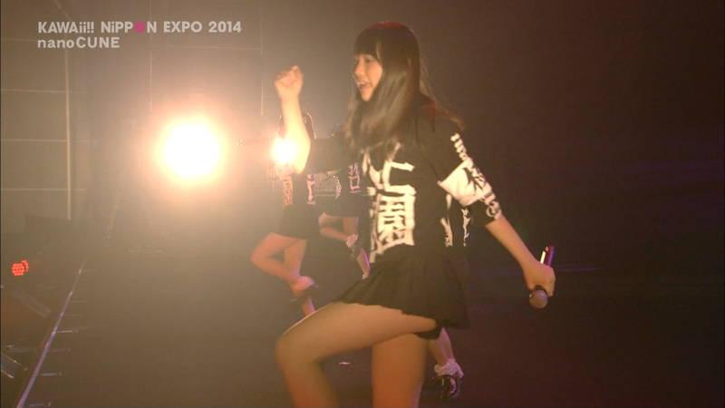 【ライブキャプ画像】Kawaii Nippon Expoがパンチラ祭りだったと聞いてwww 26