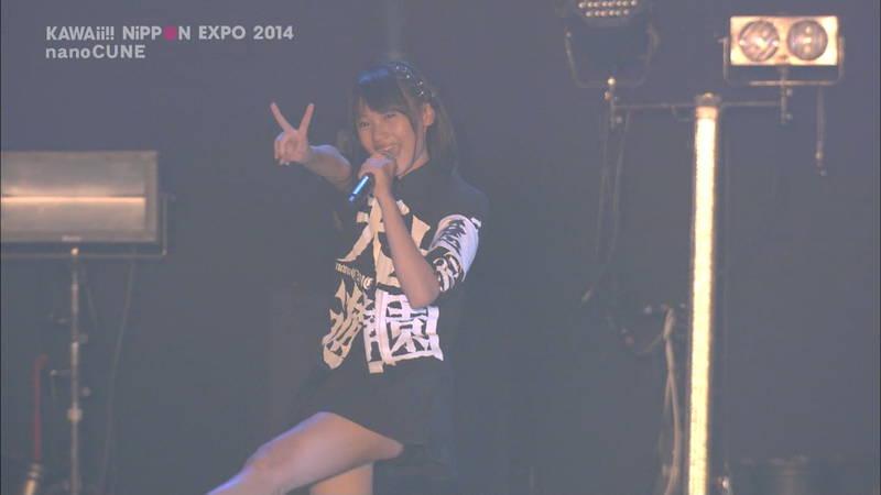 【ライブキャプ画像】Kawaii Nippon Expoがパンチラ祭りだったと聞いてwww 27