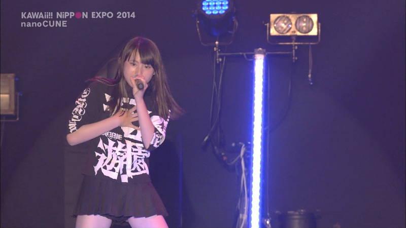 【ライブキャプ画像】Kawaii Nippon Expoがパンチラ祭りだったと聞いてwww 28