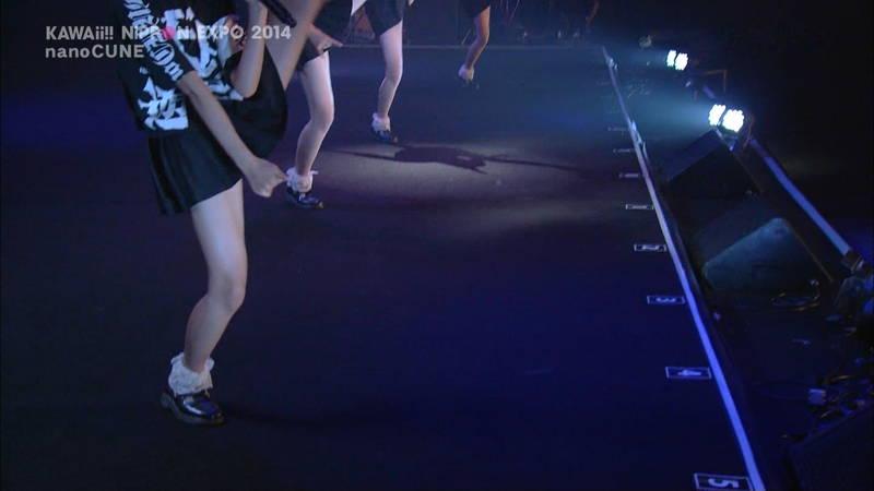 【ライブキャプ画像】Kawaii Nippon Expoがパンチラ祭りだったと聞いてwww 29