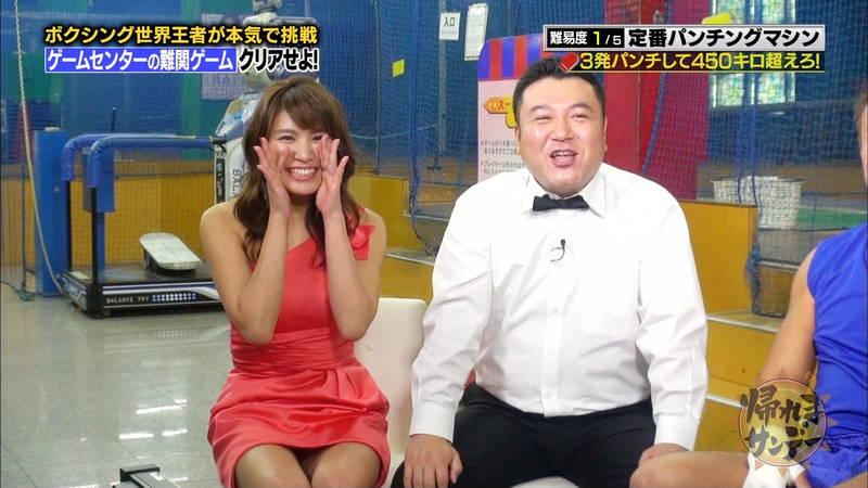 【久松郁実キャプ画像】番組内容をふっ飛ばすレベルでパンチラしまくる久松郁実www 11