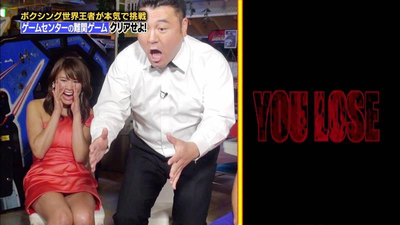 【久松郁実キャプ画像】番組内容をふっ飛ばすレベルでパンチラしまくる久松郁実www 19
