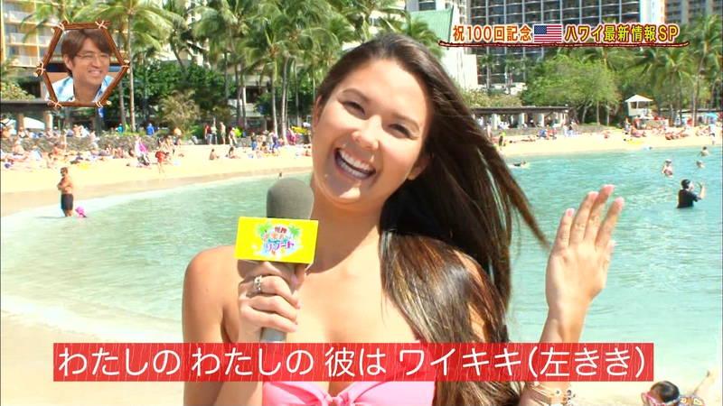 【外国人キャプ画像】外国人のラテンカットのビキニ姿が美尻すぎてヤバイwww 09