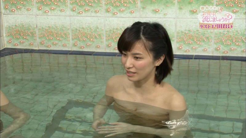 【戸田れいキャプ画像】大人の色気が出まくっている戸田れいの銭湯入浴キャプ!w 15