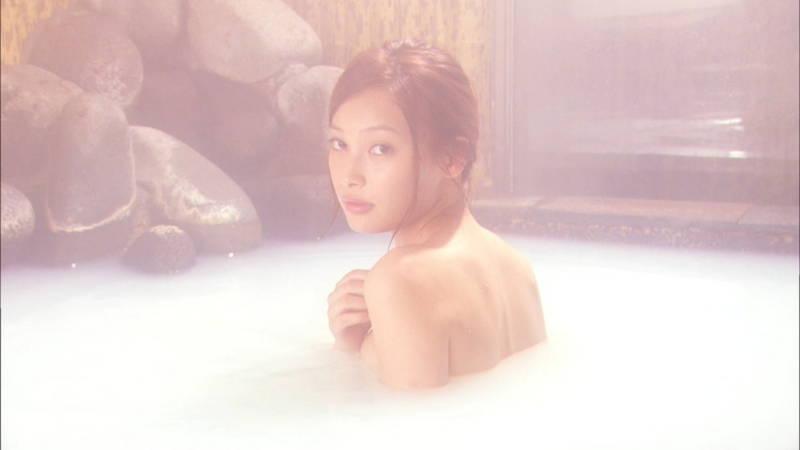 【大政絢キャプ画像】常に競泳水着がエロシーンになってしまう水球ドラマwww 12