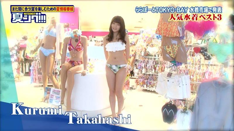 【水着キャプ画像】アイドルが人気のビキニを試着するアレは年中やってくれていいwww 27