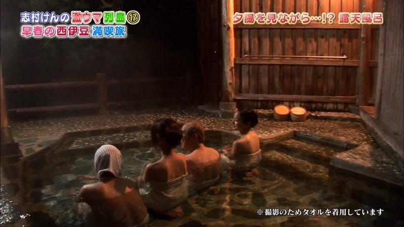 【澤山瑠奈キャプ画像】適度に筋肉が残っている感じが最高にエロい入浴シーンがコレwww 16