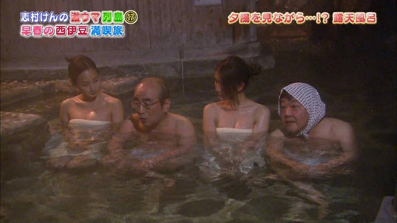【澤山瑠奈キャプ画像】適度に筋肉が残っている感じが最高にエロい入浴シーンがコレwww 18