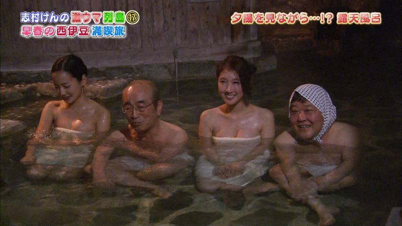 【澤山瑠奈キャプ画像】適度に筋肉が残っている感じが最高にエロい入浴シーンがコレwww 21