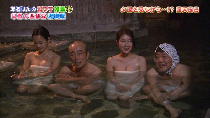 【澤山瑠奈キャプ画像】適度に筋肉が残っている感じが最高にエロい入浴シーンがコレwww 22