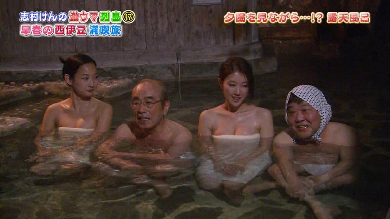 【澤山瑠奈キャプ画像】適度に筋肉が残っている感じが最高にエロい入浴シーンがコレwww 24
