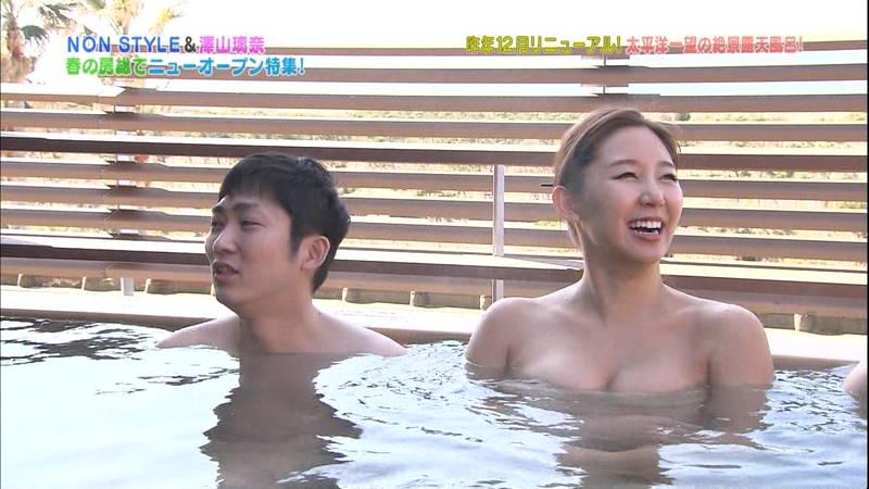 【澤山瑠奈キャプ画像】適度に筋肉が残っている感じが最高にエロい入浴シーンがコレwww 27