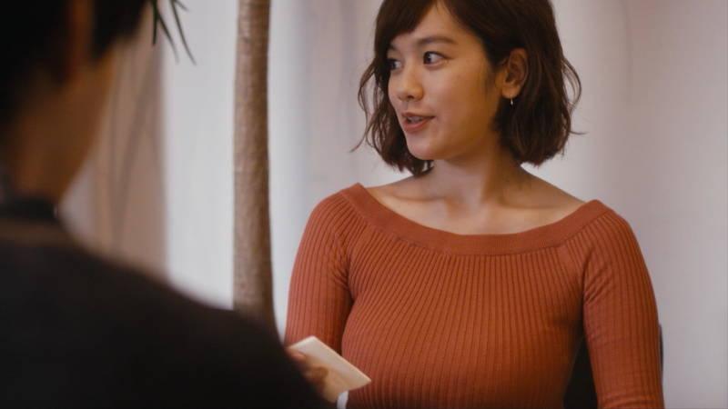 【筧美和子キャプ画像】筧美和子の巨乳とムチ尻だけを目的にドラマを見るのも悪くないwww