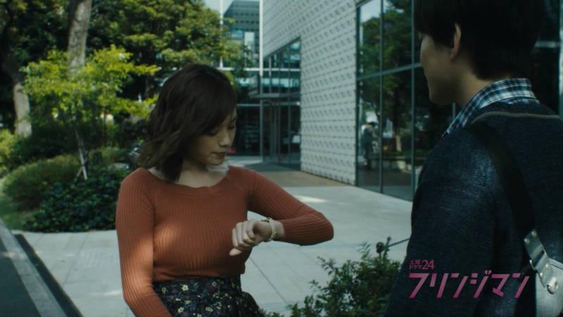 【筧美和子キャプ画像】筧美和子の巨乳とムチ尻だけを目的にドラマを見るのも悪くないwww 12