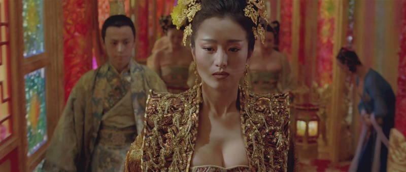 【王妃の紋章キャプ画像】中国映画を普通に観ていたのに気がついたらおっぱいしか見えなくwww 03