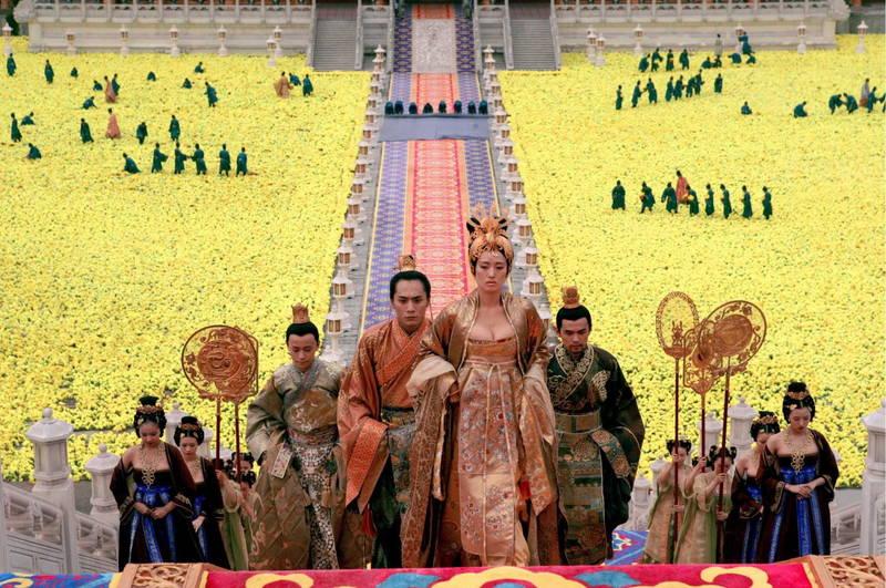 【王妃の紋章キャプ画像】中国映画を普通に観ていたのに気がついたらおっぱいしか見えなくwww 16
