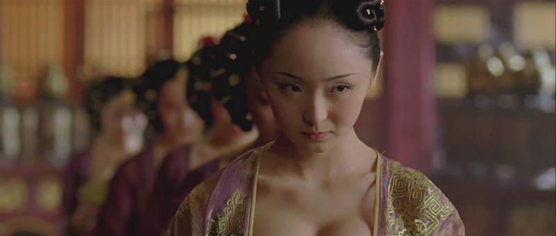 【王妃の紋章キャプ画像】中国映画を普通に観ていたのに気がついたらおっぱいしか見えなくwww 24