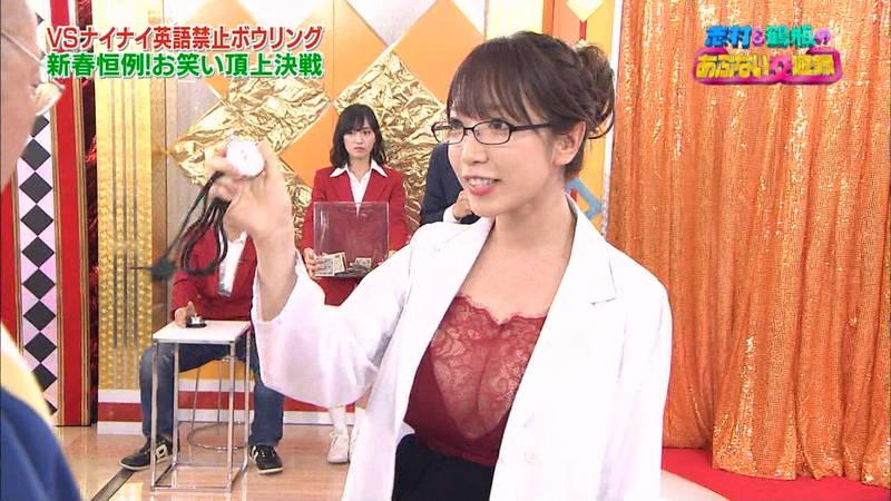 【清水あいりキャプ画像】女医姿になっても巨乳ばっかり気になってしまう清水あいりwww