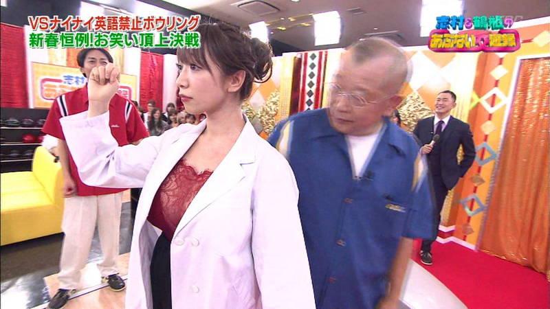 【清水あいりキャプ画像】女医姿になっても巨乳ばっかり気になってしまう清水あいりwww 09