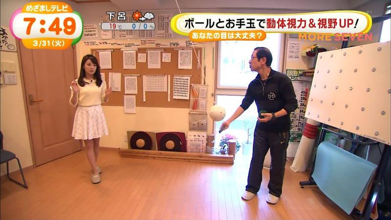 【長野アナキャプ画像】おっぱいの膨らみが凄すぎて企画がどうでもよくなってくる女子アナってwww 14