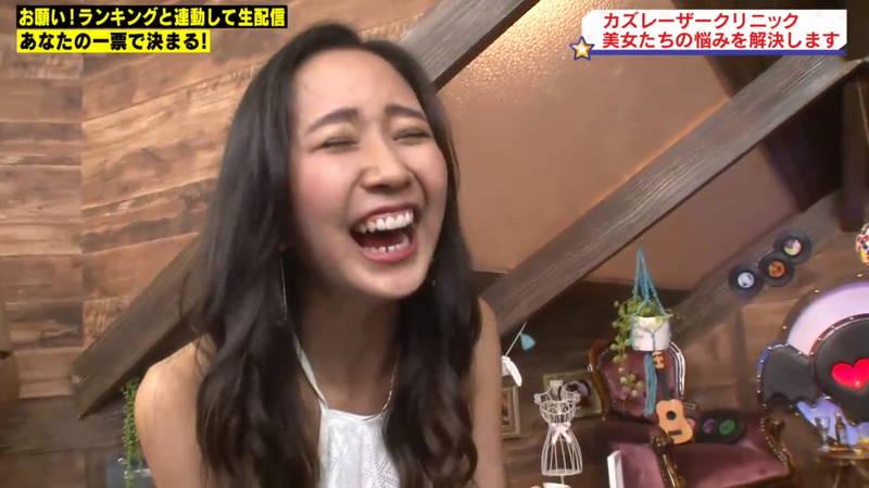【マンスジキャプ画像】高嶋莉子と薄井美樹が二人ともマンスジ晒した神回があると聞いてwww 13