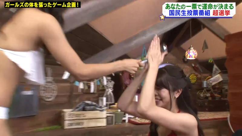 【マンスジキャプ画像】高嶋莉子と薄井美樹が二人ともマンスジ晒した神回があると聞いてwww 24