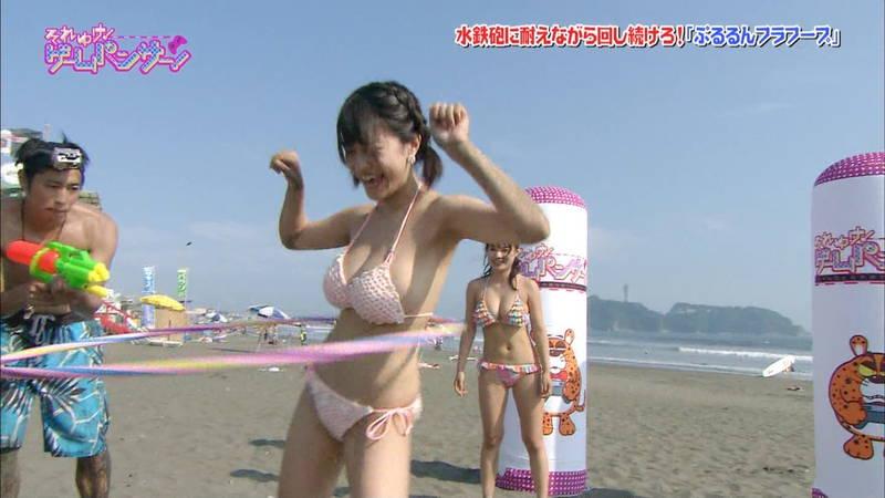 【巨乳キャプ画像】ゲーム内容なんてどうでもいい。星名美津紀と岸明日香のおっぱいが楽しめれば! 14
