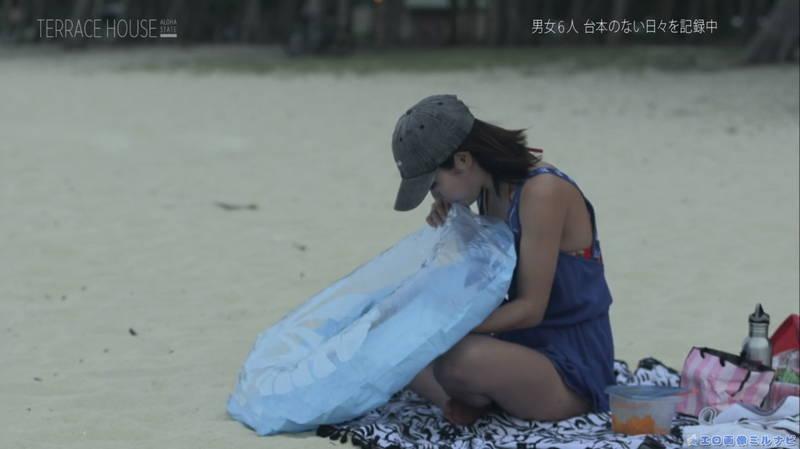 【福山智可子キャプ画像】美尻なことに定評のある出演者が定期的にケツを出す番組www 04