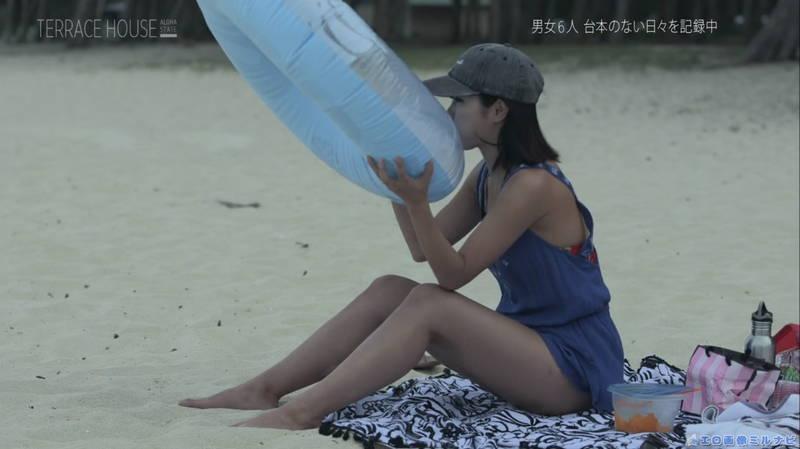 【福山智可子キャプ画像】美尻なことに定評のある出演者が定期的にケツを出す番組www 05