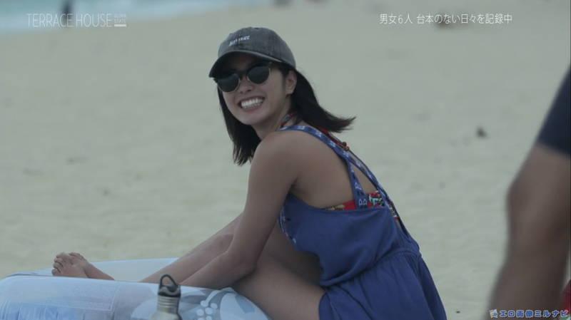【福山智可子キャプ画像】美尻なことに定評のある出演者が定期的にケツを出す番組www 07