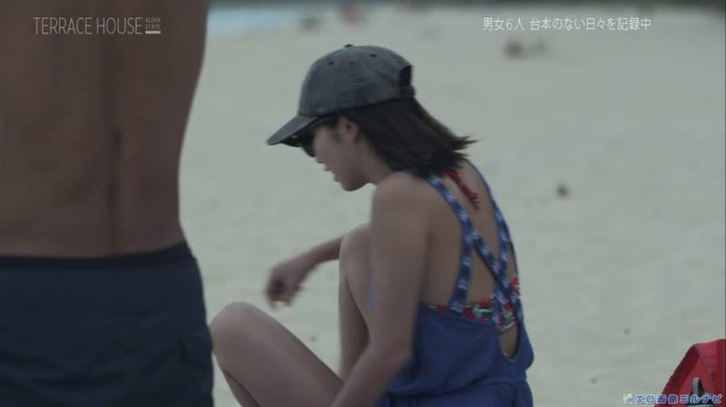 【福山智可子キャプ画像】美尻なことに定評のある出演者が定期的にケツを出す番組www 08