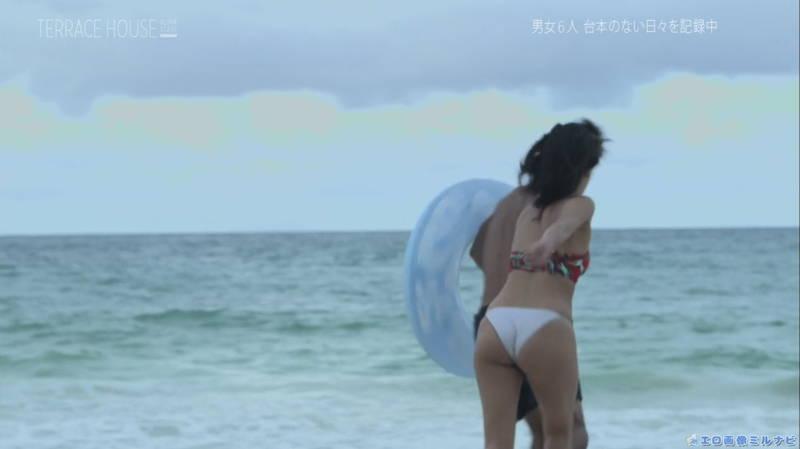 【福山智可子キャプ画像】美尻なことに定評のある出演者が定期的にケツを出す番組www 14