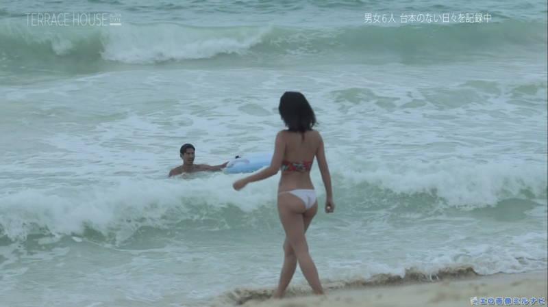 【福山智可子キャプ画像】美尻なことに定評のある出演者が定期的にケツを出す番組www 17