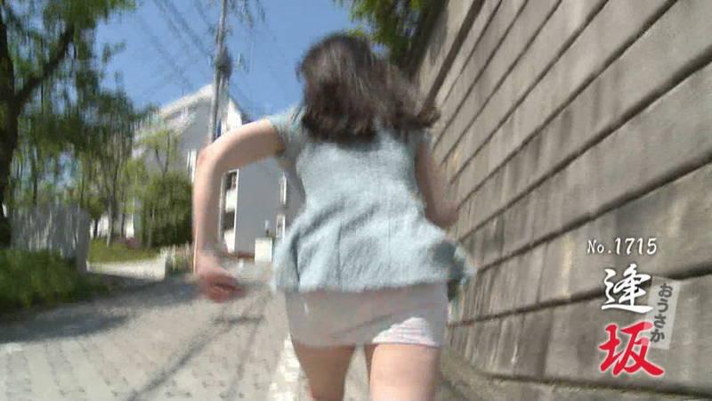 【椎名香奈江キャプ画像】巨乳グラドルがゆるふわファッションで全力ダッシュしたらこうなるwww 09